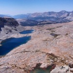 Aug 7 – Forrester Pass