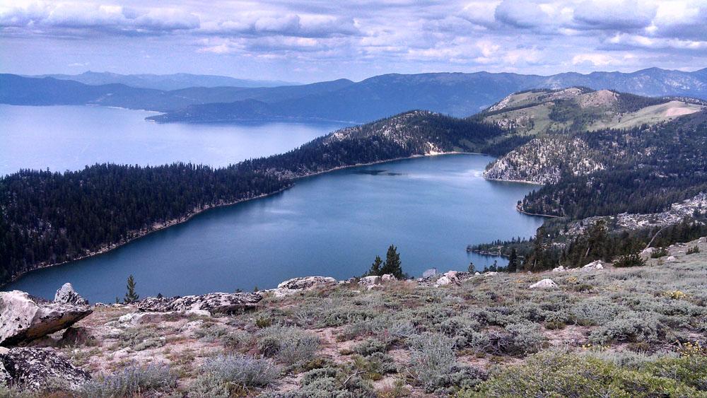 Tahoe Rim Trail Journal