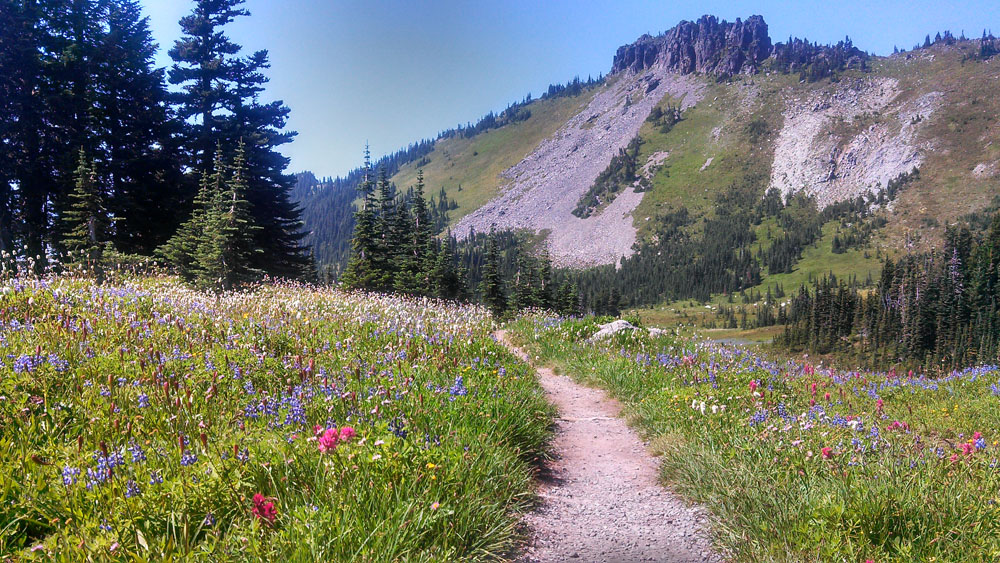 Wonrderland Trail Journal