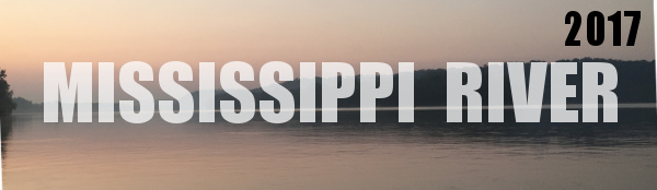Mississippi River Canoe Trip