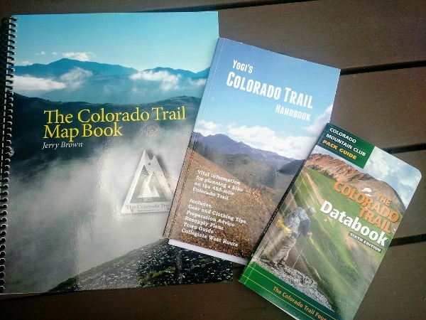 Colorado Trail Maps & Data & Planning