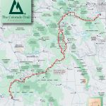 Colorado Trail (CT) – About the Trail