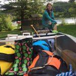 Mississippi River Thru-Canoe Gear List